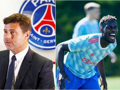 Respon Mauricio Pochettino Soal Rumor Paul Pogba Merapat ke PSG