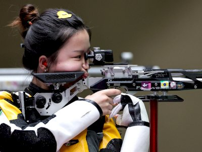 Atlet Tembak China Pakai Jepit Rambut saat Olimpiade,  Penjual di China Banjir Pesanan