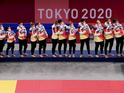 Beberkan Kondisi Ruang Karantina Atlet di Olimpiade, Jerman: Tempatnya Seperti Penjara!