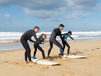 Pelatih Surfing Ini Digigit Hiu ketika Latih Surfing, Alami Luka Parah