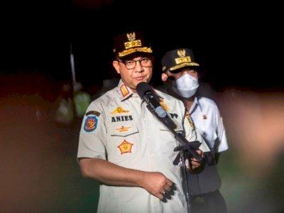 Anies Ogah Dengar Alasan Warga Jakarta Tak Bisa Dapatkan Vaksin Covid-19
