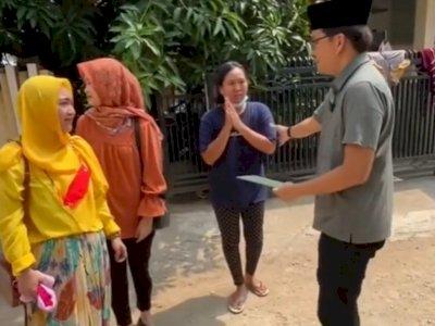 Ibu Penjual Es Tebu yang Viral Dapat Hadiah Rumah Hasil Galang Donasi dari Netizen