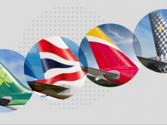 Pada Kuartal Kedua, International Airlines Group bakal Persempit Kerugian