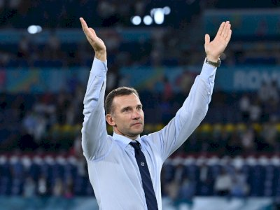 Andriy Shevchenko Tinggalkan Timnas Ukraina