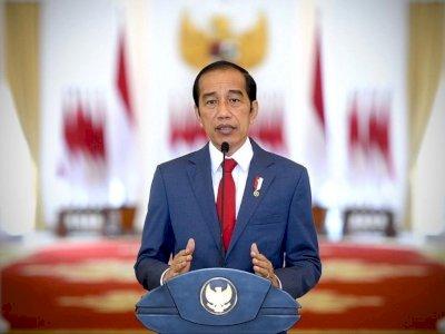 Jokowi: PPKM Level 4 Dilanjutkan 3-9 Agustus 2021