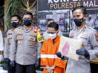 Tipu Korban Rp1,25 M di Malang, Uangnya Dipakai DP Mobil BMW