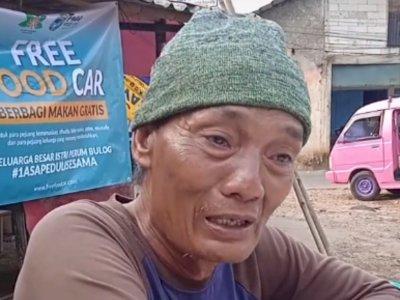 Pilu Sopir Angkot Ini Susah Dapat Pelanggan Selama Pandemi: Makan Ngutang Dulu