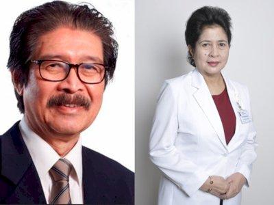 Dua Eks Menteri Farid & Nila Moeloek Jalani Perawatan Khusus di RSCM, Tertular Covid-19