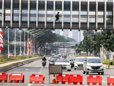 PPKM Jadetabek Diperpanjang, Polda Metro Sebut Penyekatan Tetap Berlangsung