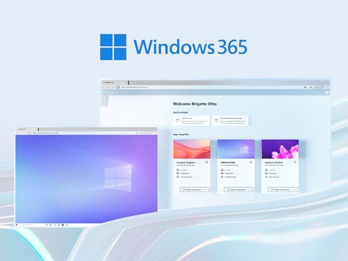 Layanan Cloud PC Windows 365 Dibanderol Mulai dari Rp287 Ribuan per Bulan!