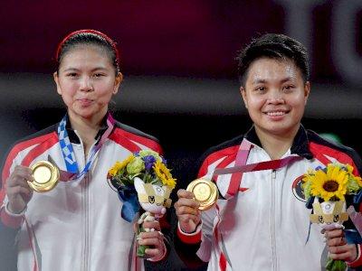 Raih 5 Medali di Olimpiade Tokyo, Prestasi Indonesia  Meningkat dari Rio 2016