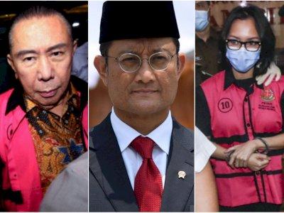 Diskon Hukuman untuk 'Orang-Orang Spesial' jadi Sorotan, Pinangki 60 %, Djoko Tjandra 30