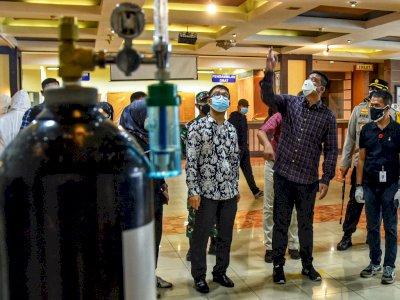 Pemkot Medan Sediakan 247 Kamar Isolasi Gratis, Bekas  Hotel Bintang 4