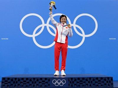Kisah Atlet Loncat Indah China, Berjuang Lawan Depresi  & Sempat Ingin Pensiun