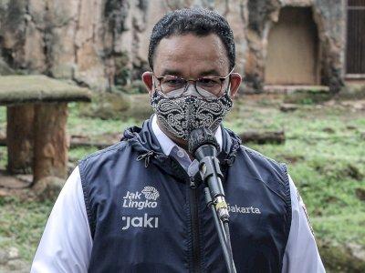Anies: Kasus Covid-19 di Jakarta Aman Jika Positivity Rate di Bawah 5 Persen