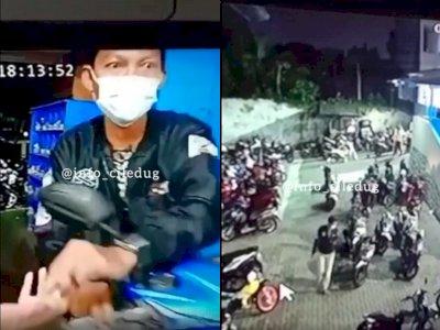 Manfaatkan Karcis Parkir Bekas, Pria Ini Bawa Kabur Motor Karyawan Swalayan di Tangsel