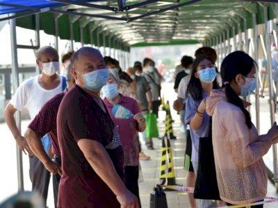 China Kembali Lockdown karena Varian Delta Telah Menyebar di 20 Kota