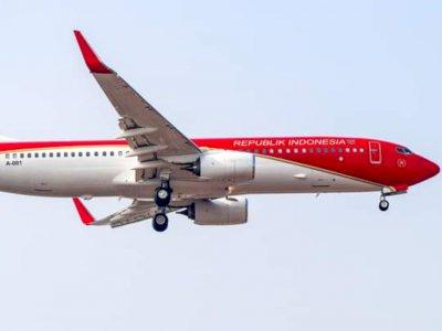 Pemerintah 'Foya-foya' Habiskan Rp2 Miliar untuk Ngecat Ulang Pesawat Presiden Jokowi