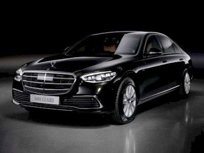 Mobil Mercedes-Benz dengan Mesin V12 Ini Kebal dari Tembakan Peluru Senjata AK-47!