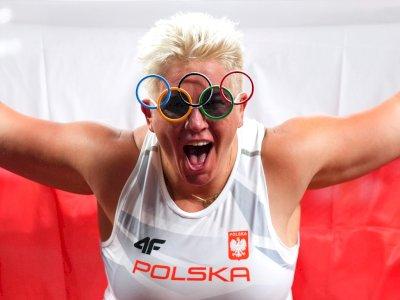 Wlodarczyk, Ratu Lontar Martil Cetak Sejarah Raih Medali Emas Berturut-turut di Olimpiade