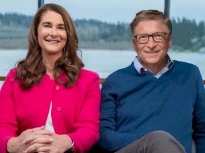 Bill Gates dan Melinda Resmi Bercerai, Bagaimana dengan Harta Gono-gini?