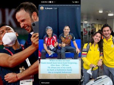 Inilah Daftar Orang Indonesia yang Latih Negara Lain di Olimpiade Tokyo, Kemampuan Diakui