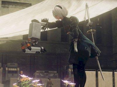 PlayStation Now Tambahkan NieR: Automata, Undertale, dan Ghostrunner di Bulan Ini