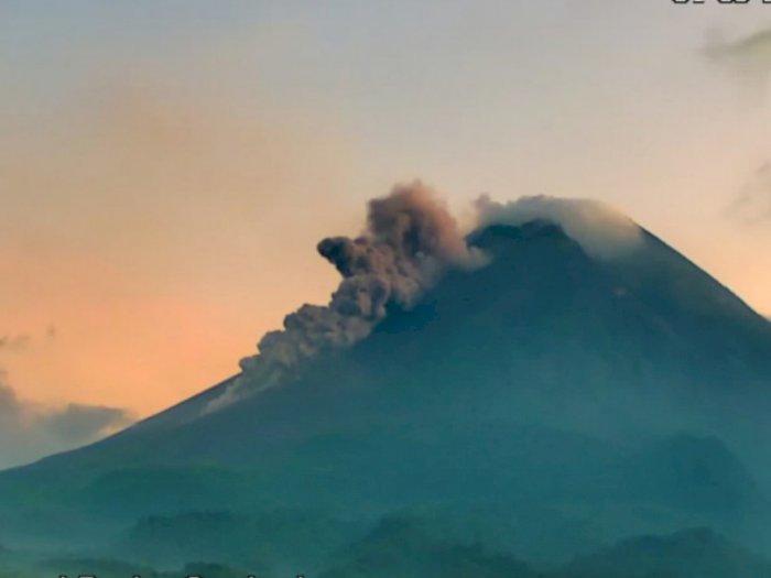 Rabu Pagi, Gunung Merapi Luncurkan Awan Panas Guguran Sejauh 1.400 Meter
