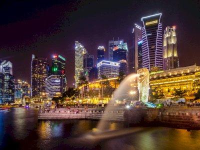 Singapura Akan Tambah Kamera Pengintai Jadi 200 Ribu Lebih Hingga Tahun 2030
