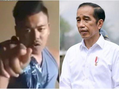 Jejak Sudah Terlacak, Pria Asal Aceh di Malaysia yang Hina Jokowi 'PKI' Diburu Polisi