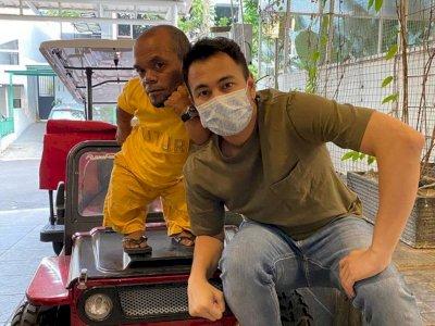 Gabut, Raffi Ahmad Hadiahi Ucok Baba Mobil Baru, Ucok: Mimpi Apa Gue Nih?