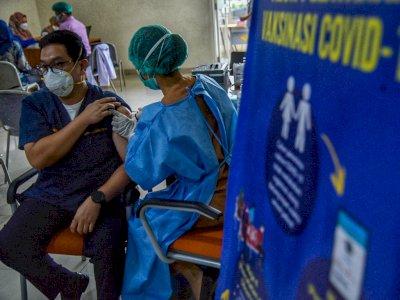 Dokter Faheem Younus Kabarkan Vaksin Sinovac Bisa Cegah Kematian Hingga 85 Persen