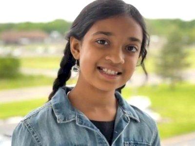 Gadis Berusia 11 Tahun Ini Dinobatkan Sebagai Salah Satu Siswa Tercerdas di Dunia