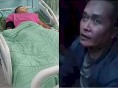 Begal Motor Wanita, Oknum Polisi Bripka Joko Albari Meninggal Usai Dimassa, Istrinya Hamil