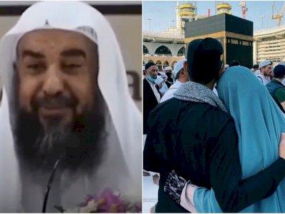 Ulama Madinah Sentil Jemaah Indonesia yang Suka Selfie di Masjid Nabawi Pura-Pura Berdoa