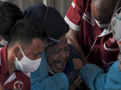 5 Hari Vaksinasi Merdeka di DKI, 94 Persen Warga Sudah Divaksin