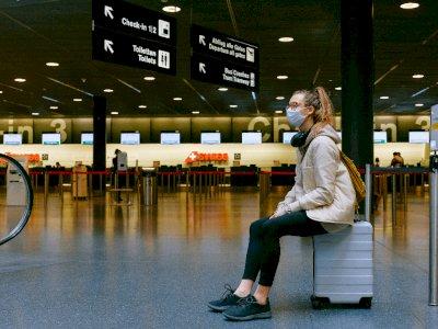 Ada-ada Saja, Traveller Ini Datang 1 Tahun Lebih Cepat di Bandara