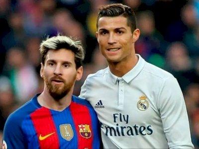 Messi Tinggalkan Barcelona, Ronaldo Ikut Terseret