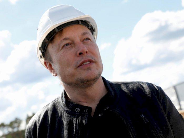 Perjalanan Hidup Elon Musk Akan Dibuatkan Buku Biografi Oleh Penulis Walter Isaacson