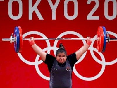 Atlet Angkat Besi Nurul Akmal Akui Dirinya Baik-baik Saja setelah Alami Body Shaming