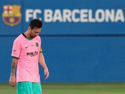 Resmi! Barcelona Umumkan Berpisah dengan Lionel Messi