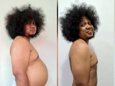 Sukses Turunkan Berat Badan 20 Kg Selama 3 Bulan, Apa Rahasia Babe Cabiita?