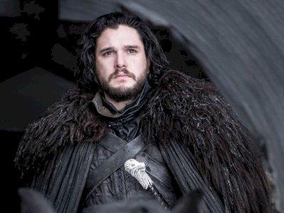 Kit Harington Mengaku Alami Gangguan Mental Saat Perankan Jon Snow di GoT