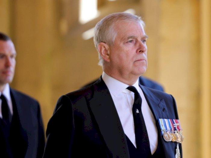 Pangeran Andrew Dituntut Usai Diduga Lakukan Pelecehan Seksual
