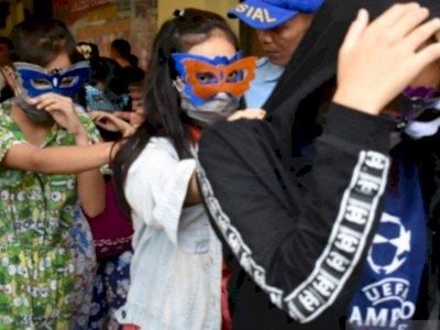 Polda Metro Gerebek Prostitusi di Hotel Jakpus, 8 Anak di Bawah Umur Diamankan