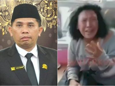 POPULER: Jainal Samosir, Anggota DPRD Labura & Wanita Pencuri HP Dipukul dan Ditendang