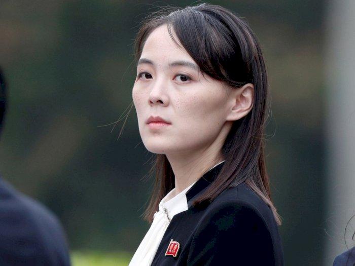 Tuduh Korsel Berkhianat, Adik Kim Jong Un Beri Ancaman