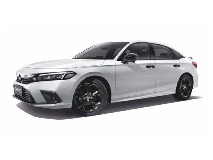 Di Asia Tenggara, Honda Civic Terbaru Bakal Mengaspal Lebih Dulu di Thailand