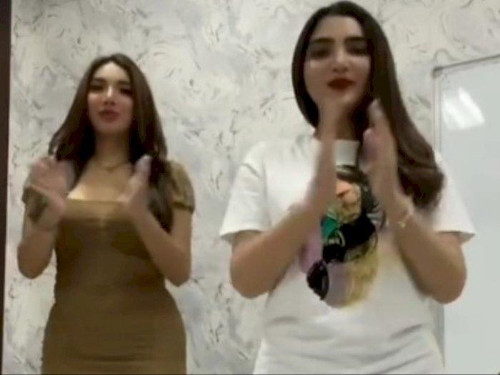 Joget TikTok Bareng Ashanty, Netizen Salfok Lihat Millen Cyrus: Kelihatan Cowoknya