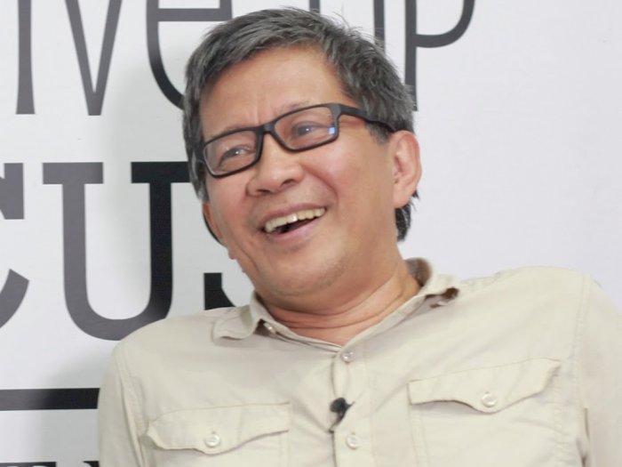 Banyak yang Tewas Karena Covid-19, Rocky Gerung: Megawati Tak Perlu Tangisi 'Kodok' Lagi